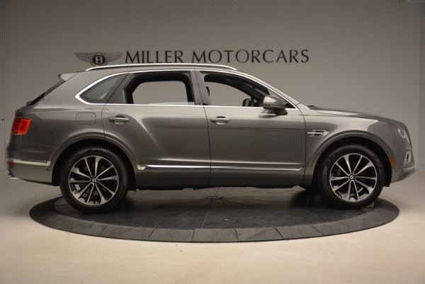 New 2018 Bentley Bentayga Activity Edition-Now with seating for 7!!! for sale Sold at Bugatti of Greenwich in Greenwich CT 06830 10