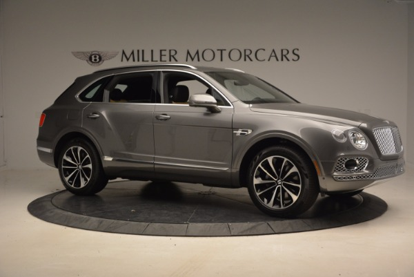 New 2018 Bentley Bentayga Activity Edition-Now with seating for 7!!! for sale Sold at Bugatti of Greenwich in Greenwich CT 06830 11