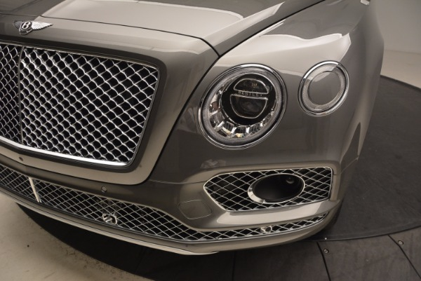 New 2018 Bentley Bentayga Activity Edition-Now with seating for 7!!! for sale Sold at Bugatti of Greenwich in Greenwich CT 06830 16
