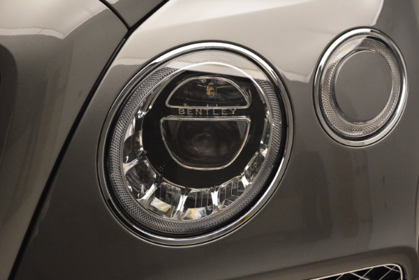 New 2018 Bentley Bentayga Activity Edition-Now with seating for 7!!! for sale Sold at Bugatti of Greenwich in Greenwich CT 06830 17