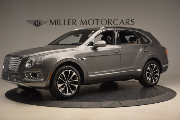 New 2018 Bentley Bentayga Activity Edition-Now with seating for 7!!! for sale Sold at Bugatti of Greenwich in Greenwich CT 06830 2