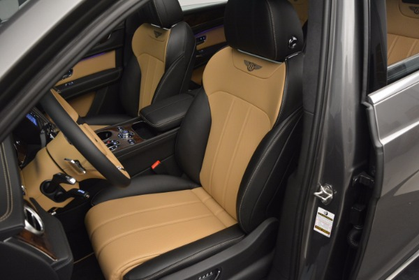 New 2018 Bentley Bentayga Activity Edition-Now with seating for 7!!! for sale Sold at Bugatti of Greenwich in Greenwich CT 06830 25