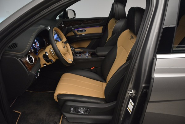 New 2018 Bentley Bentayga Activity Edition-Now with seating for 7!!! for sale Sold at Bugatti of Greenwich in Greenwich CT 06830 26