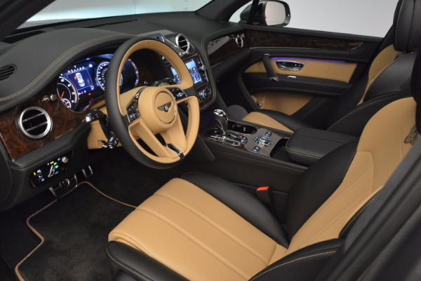 New 2018 Bentley Bentayga Activity Edition-Now with seating for 7!!! for sale Sold at Bugatti of Greenwich in Greenwich CT 06830 27