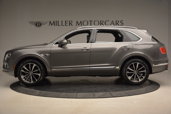 New 2018 Bentley Bentayga Activity Edition-Now with seating for 7!!! for sale Sold at Bugatti of Greenwich in Greenwich CT 06830 3