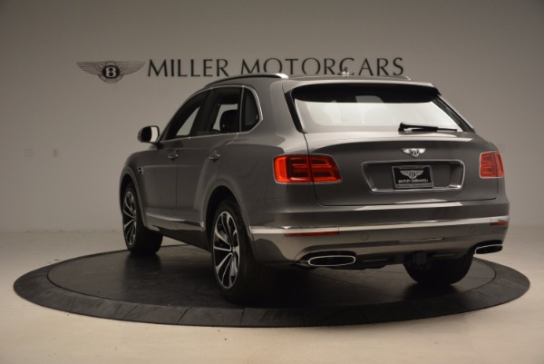 New 2018 Bentley Bentayga Activity Edition-Now with seating for 7!!! for sale Sold at Bugatti of Greenwich in Greenwich CT 06830 6