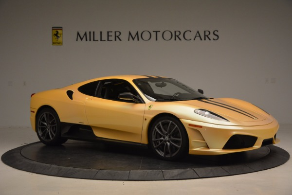 Used 2008 Ferrari F430 Scuderia for sale Sold at Bugatti of Greenwich in Greenwich CT 06830 10