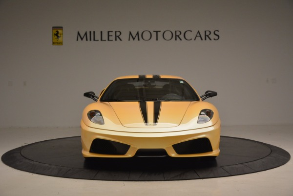 Used 2008 Ferrari F430 Scuderia for sale Sold at Bugatti of Greenwich in Greenwich CT 06830 12