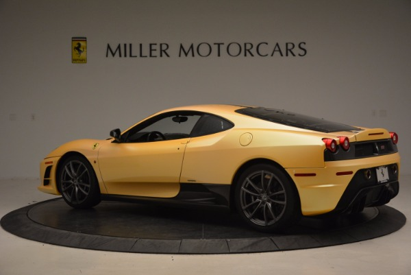 Used 2008 Ferrari F430 Scuderia for sale Sold at Bugatti of Greenwich in Greenwich CT 06830 4