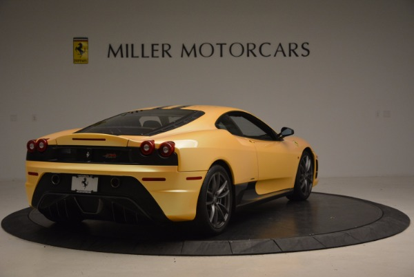 Used 2008 Ferrari F430 Scuderia for sale Sold at Bugatti of Greenwich in Greenwich CT 06830 7