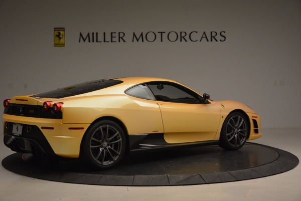 Used 2008 Ferrari F430 Scuderia for sale Sold at Bugatti of Greenwich in Greenwich CT 06830 8