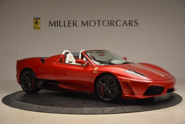 Used 2009 Ferrari F430 Scuderia 16M for sale Sold at Bugatti of Greenwich in Greenwich CT 06830 10