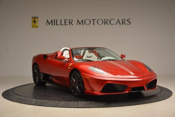 Used 2009 Ferrari F430 Scuderia 16M for sale Sold at Bugatti of Greenwich in Greenwich CT 06830 11