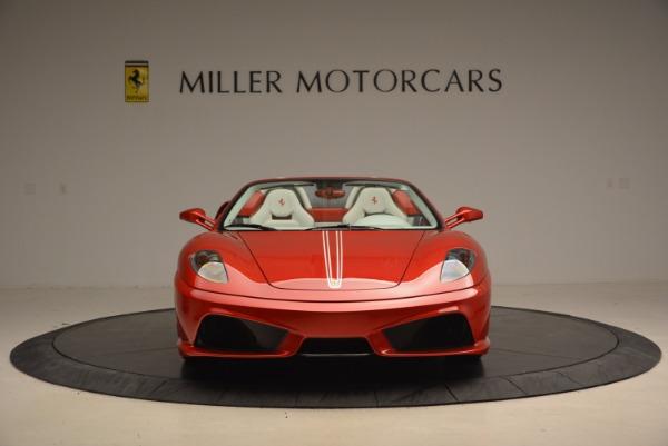 Used 2009 Ferrari F430 Scuderia 16M for sale Sold at Bugatti of Greenwich in Greenwich CT 06830 12