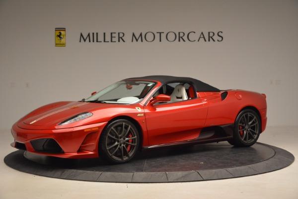 Used 2009 Ferrari F430 Scuderia 16M for sale Sold at Bugatti of Greenwich in Greenwich CT 06830 14