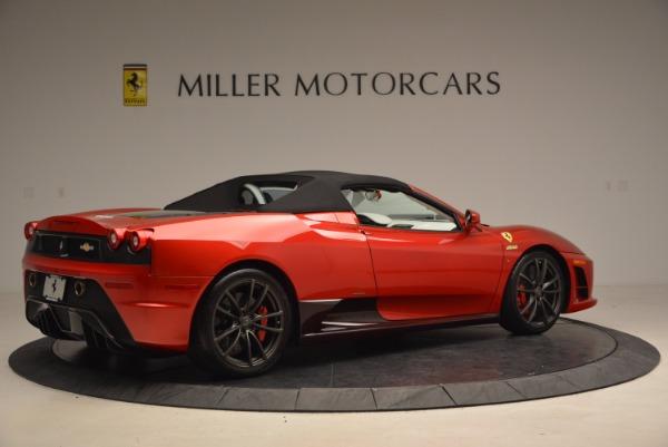 Used 2009 Ferrari F430 Scuderia 16M for sale Sold at Bugatti of Greenwich in Greenwich CT 06830 20