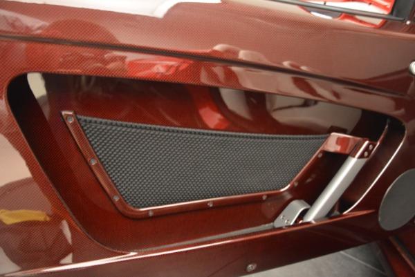 Used 2009 Ferrari F430 Scuderia 16M for sale Sold at Bugatti of Greenwich in Greenwich CT 06830 28