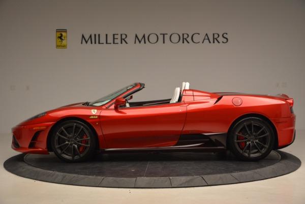Used 2009 Ferrari F430 Scuderia 16M for sale Sold at Bugatti of Greenwich in Greenwich CT 06830 3
