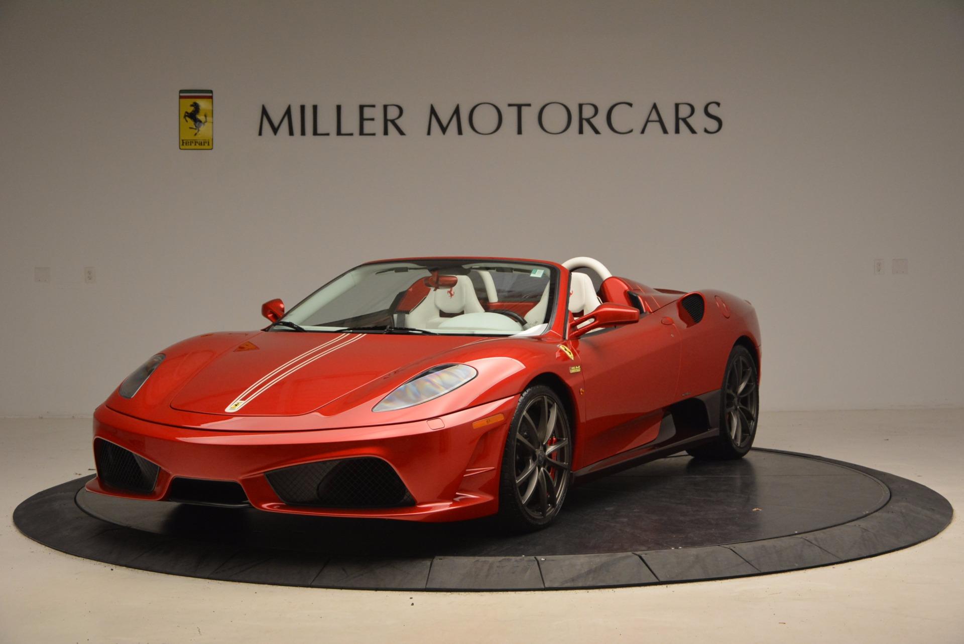 Used 2009 Ferrari F430 Scuderia 16M for sale Sold at Bugatti of Greenwich in Greenwich CT 06830 1