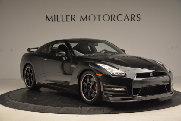 Used 2014 Nissan GT-R Track Edition for sale Sold at Bugatti of Greenwich in Greenwich CT 06830 11