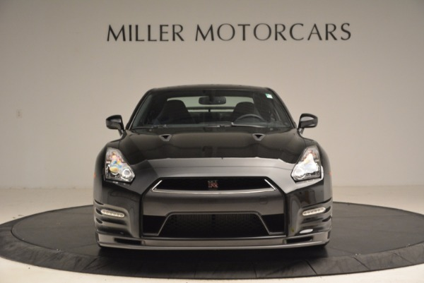 Used 2014 Nissan GT-R Track Edition for sale Sold at Bugatti of Greenwich in Greenwich CT 06830 12