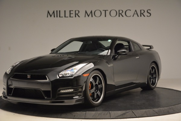 Used 2014 Nissan GT-R Track Edition for sale Sold at Bugatti of Greenwich in Greenwich CT 06830 1