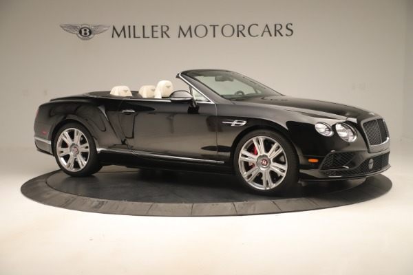Used 2016 Bentley Continental GTC V8 S for sale $137,900 at Bugatti of Greenwich in Greenwich CT 06830 10