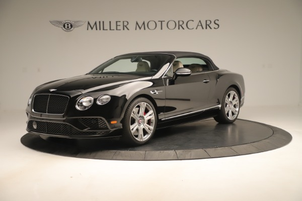 Used 2016 Bentley Continental GTC V8 S for sale $137,900 at Bugatti of Greenwich in Greenwich CT 06830 13