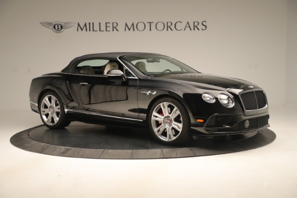 Used 2016 Bentley Continental GTC V8 S for sale $137,900 at Bugatti of Greenwich in Greenwich CT 06830 19