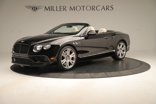 Used 2016 Bentley Continental GTC V8 S for sale $147,900 at Bugatti of Greenwich in Greenwich CT 06830 2