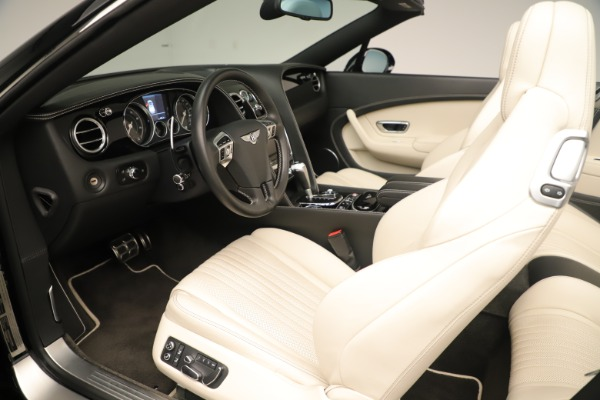 Used 2016 Bentley Continental GTC V8 S for sale $147,900 at Bugatti of Greenwich in Greenwich CT 06830 22