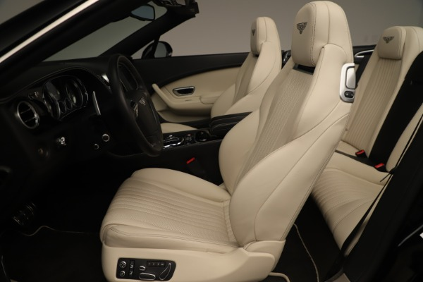 Used 2016 Bentley Continental GTC V8 S for sale $137,900 at Bugatti of Greenwich in Greenwich CT 06830 23