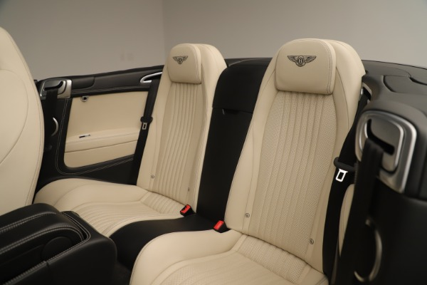 Used 2016 Bentley Continental GTC V8 S for sale $137,900 at Bugatti of Greenwich in Greenwich CT 06830 26