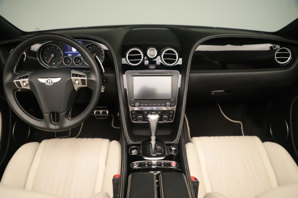 Used 2016 Bentley Continental GTC V8 S for sale $137,900 at Bugatti of Greenwich in Greenwich CT 06830 27