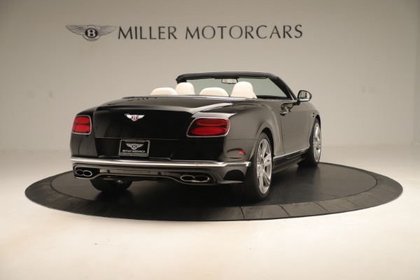 Used 2016 Bentley Continental GTC V8 S for sale $137,900 at Bugatti of Greenwich in Greenwich CT 06830 7