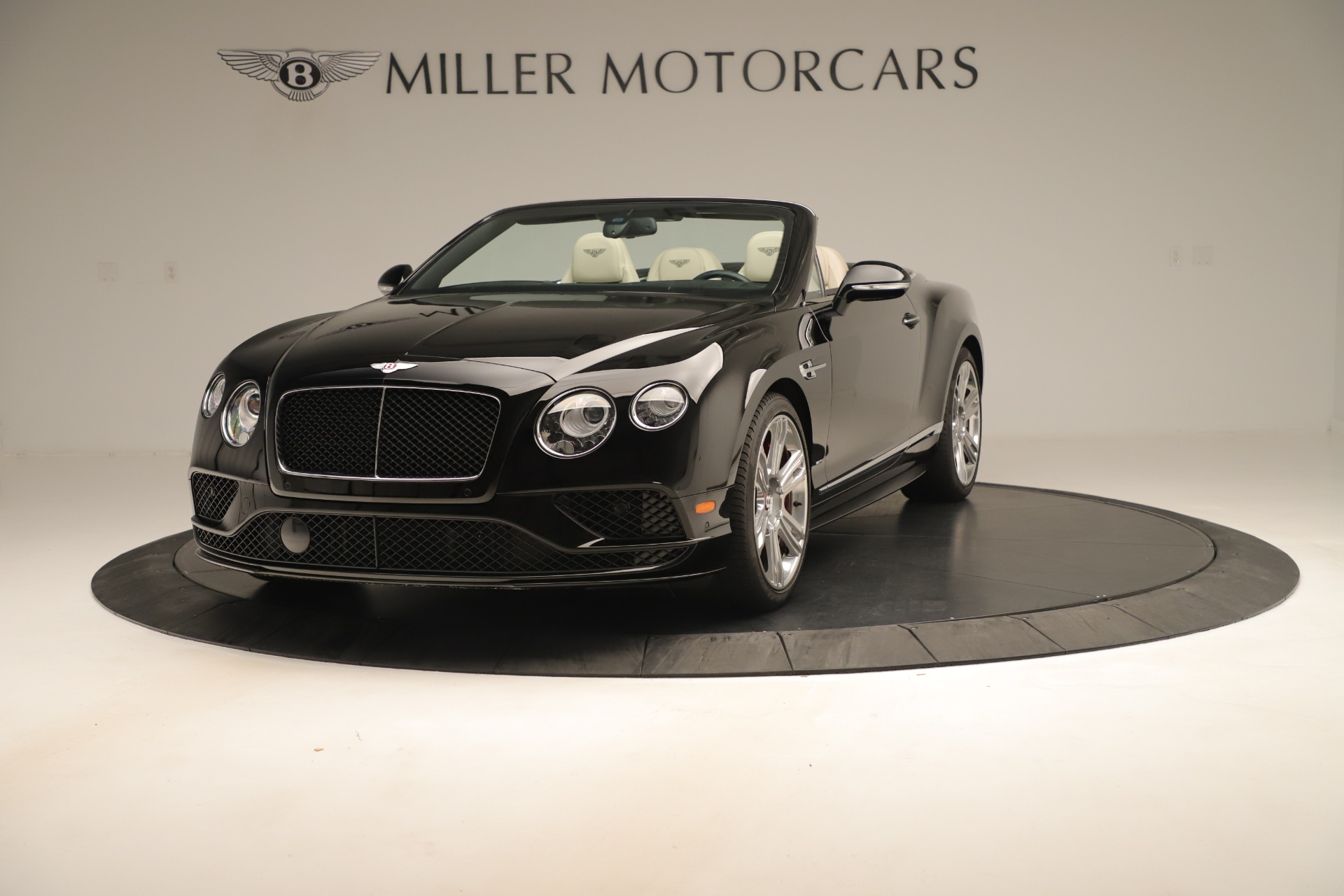 Used 2016 Bentley Continental GTC V8 S for sale $137,900 at Bugatti of Greenwich in Greenwich CT 06830 1