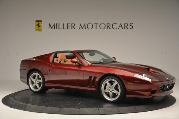 Used 2005 Ferrari Superamerica for sale Sold at Bugatti of Greenwich in Greenwich CT 06830 10