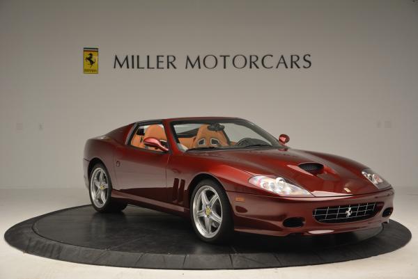 Used 2005 Ferrari Superamerica for sale Sold at Bugatti of Greenwich in Greenwich CT 06830 11