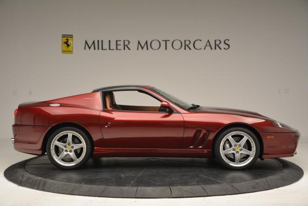 Used 2005 Ferrari Superamerica for sale Sold at Bugatti of Greenwich in Greenwich CT 06830 21
