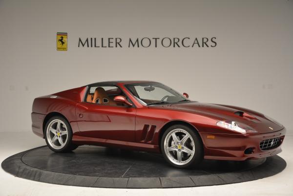 Used 2005 Ferrari Superamerica for sale Sold at Bugatti of Greenwich in Greenwich CT 06830 22
