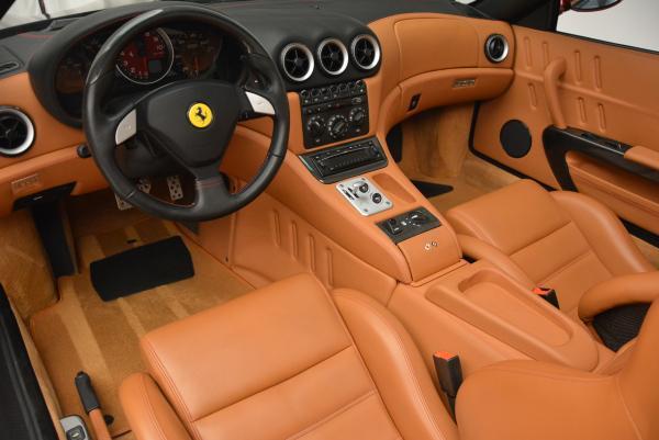 Used 2005 Ferrari Superamerica for sale Sold at Bugatti of Greenwich in Greenwich CT 06830 24