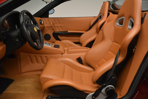 Used 2005 Ferrari Superamerica for sale Sold at Bugatti of Greenwich in Greenwich CT 06830 25