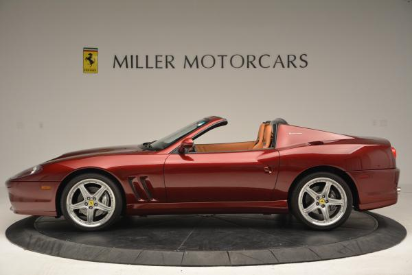 Used 2005 Ferrari Superamerica for sale Sold at Bugatti of Greenwich in Greenwich CT 06830 3