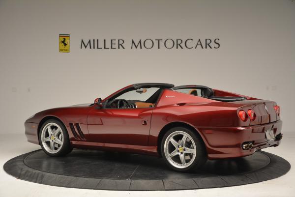 Used 2005 Ferrari Superamerica for sale Sold at Bugatti of Greenwich in Greenwich CT 06830 4