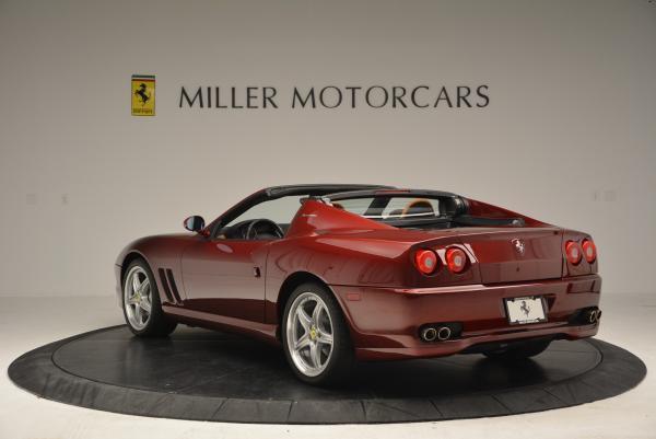 Used 2005 Ferrari Superamerica for sale Sold at Bugatti of Greenwich in Greenwich CT 06830 5