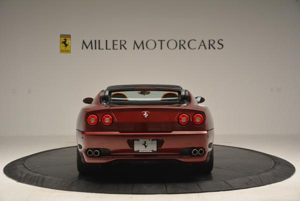 Used 2005 Ferrari Superamerica for sale Sold at Bugatti of Greenwich in Greenwich CT 06830 6