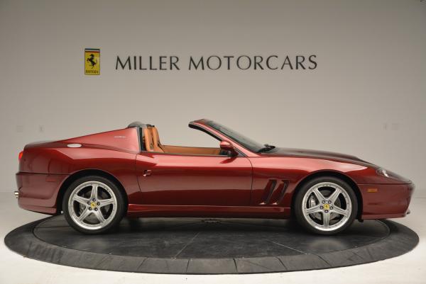 Used 2005 Ferrari Superamerica for sale Sold at Bugatti of Greenwich in Greenwich CT 06830 9