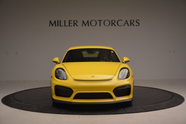 Used 2016 Porsche Cayman GT4 for sale Sold at Bugatti of Greenwich in Greenwich CT 06830 12