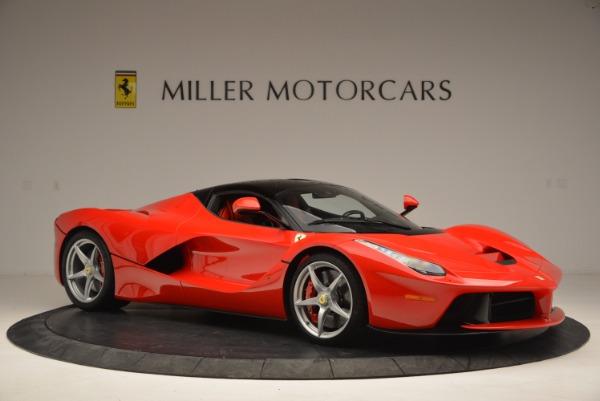 Used 2015 Ferrari LaFerrari for sale Sold at Bugatti of Greenwich in Greenwich CT 06830 10