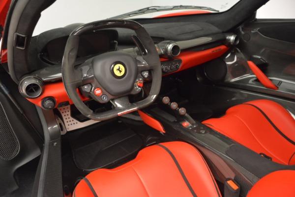 Used 2015 Ferrari LaFerrari for sale Sold at Bugatti of Greenwich in Greenwich CT 06830 13